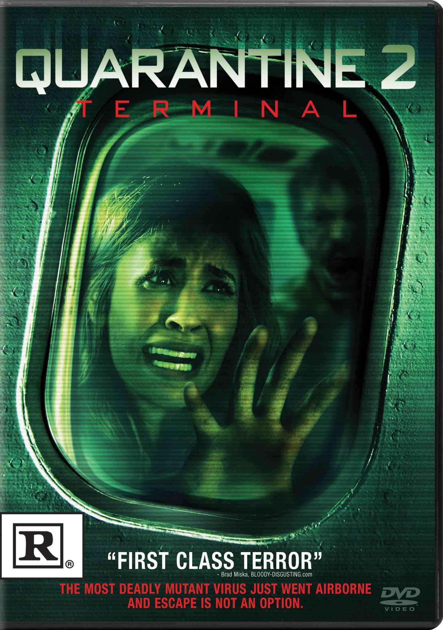 QUARANTINE 2:TERMINAL BY BACK,GEORGE (DVD)