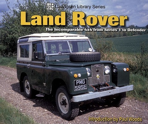 Land Rover By Woods, Paul (INT)